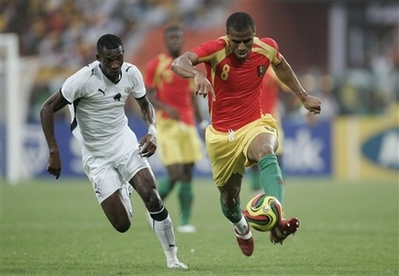 African Cup of Nations action
