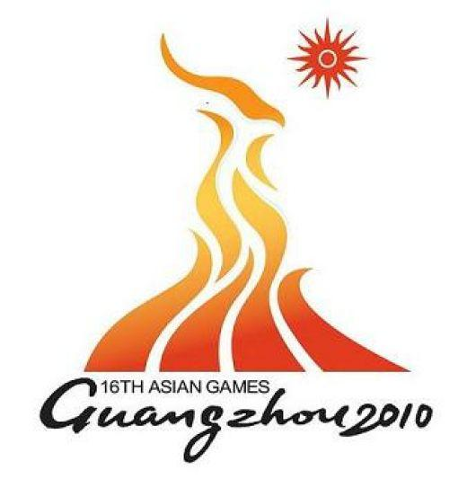 Asian Games 2010 Guangzhou, China logo