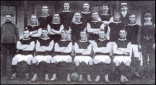 West Ham United - Western League Champions 1906-07