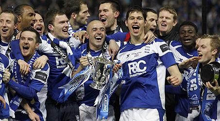 Birmingham City: 2010-11 Football League (Carling) Cup Winners