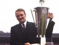 Don Revie led Leeds United to two Inter-Cities Fairs Cup wins