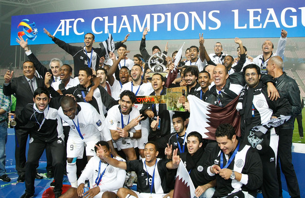 Al-Sadd SC 2011 AFC Champions League Winners