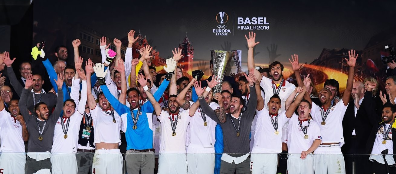 Sevilla: 2016 UEFA Europa League Winners