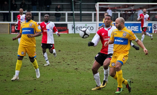 Woking v Farnborough - Football Conference South