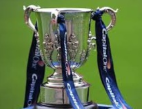 2013-14 Capital One Cup trophy