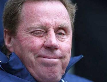 Harry Redknapp of Spurs - Manager of the Year 2009-10