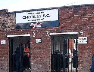 Chorley from the Northern Premier League