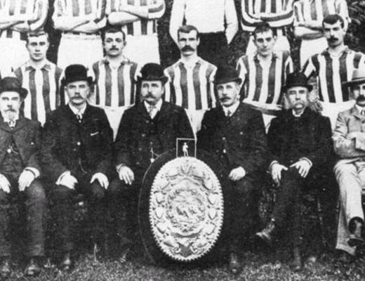 Bristol Rovers - Southern League Champions in 1904-05